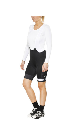 VOTEC EVO Race Bib Short Women white/grey